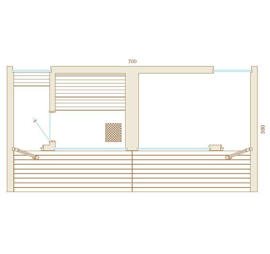 Plan Sauna Luxe Lounge Exterieur 700x350